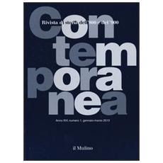 Contemporanea (2013) . Vol. 1
