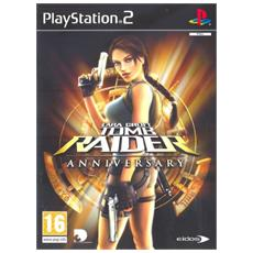 PS2 - Tomb Raider Anniversary Special Edition