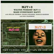 Modern Jazz Trio + 3 - Walter Perkins / make Every