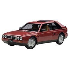 Aa74771 Lancia Delta S4 Stradale 1985 Red 1:18 Modellino