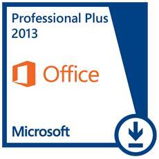 Office 2013 Professional Plus 32/64 Bit Esd Licenza Elettronica
