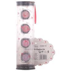Beauty Bows Lip Compacts Case 3 Pz