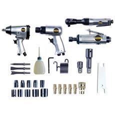 Kit Utensili Air Tool 34 Pezzi