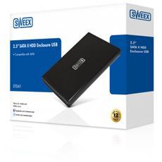"""2.5"""" SATA II HDD Enclosure USB"""