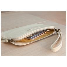 Air Wristlet Custodia a borsellino Bianco