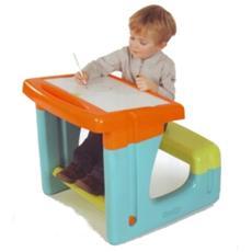 Banco Da Disegno Per Bambini Blu 028077