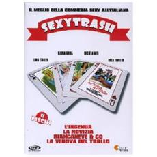 Dvd Sexy Trash (4 Dvd)