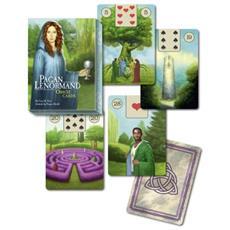 Sibilla Pagana. Oracle cards. Con 38 carte. Ediz. multilingue (La)