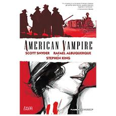 American Vampire #01