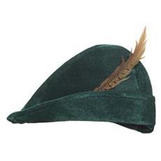 Cappello Principe Dei Ladri Con Piuma