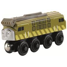 Trenino Thomas Veicolo Medium Diesel