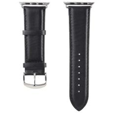 Cinturino Classic nero per Apple Watch 38mm