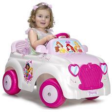Auto elettrica Princesse 6V
