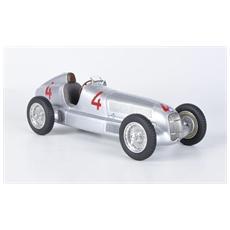 104 Mercedes W25 L. fagioli 1935 N. 4 Monaco Gp 1:18 Modellino