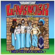 Badbadnotgood - Lavender (Night Fall Remix) Feat. Kaytra