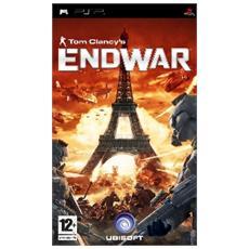 PSP - End War