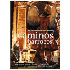 Dvd Caminos Barrocos