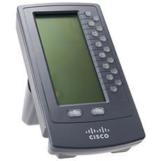 Cisco Small Business SPA500DS 15-Button Attendant Console - Modulo di