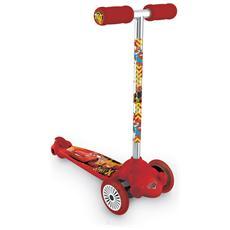 Monopattino Twist&Roll Cars 3 Ruote