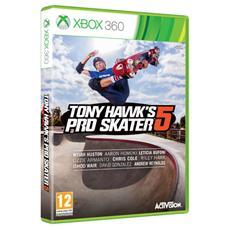X360 - Tony Hawk's Pro Skater 5
