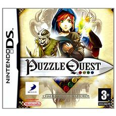NDS - Puzzle Quest: Challenge of the Warlords