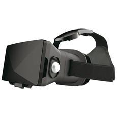 BB Visore Realtà Virtuale 3D per Android e iOS - Nero