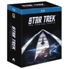 Star Trek - The Original Series - Stagione 01-03 (20 Blu-Ray)