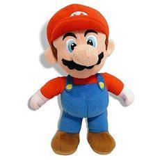 Peluche Mario Super Mario Bros. Pupazzo Pluch Figura 30 Cm