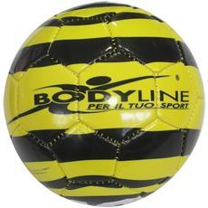 Pallone Calcio Mini Ball Dribble Bianco Blu Taglia Unica