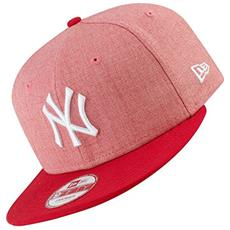 Cappellino Fresh Snap M-l Rosso Bianco