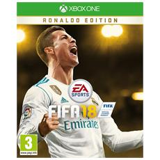 ELECTRONIC ARTS - XONE - Fifa 18 Ronaldo Edition