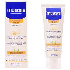 Crema Viso Nutritiva Bébé Mustela 40 Ml