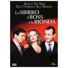 Dvd Sbirro, Il Boss E La Bionda (lo)