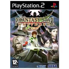 PS2 - Phantasy Star Universe