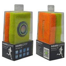 Smartwatch SW49ST112A con Bluetooth Cardiofrequenzimetro Colore Giallo / Arancione