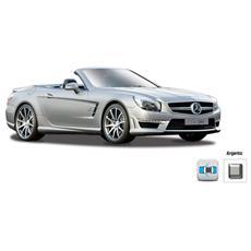 2012 Mercedes Benz Sl Amg 63 Convertible 1:24