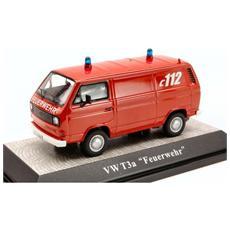 Prem11406 Vw T 3 A Feuerwehr 1:43 Modellino