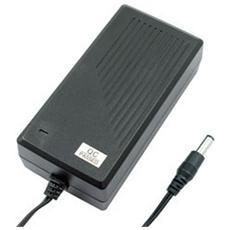 (hb043) Alimentatore Switching Universale 5a 12v Plug 5,5x2,5mm Comp Dm800
