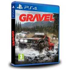 MILESTONE - PS4 - Gravel