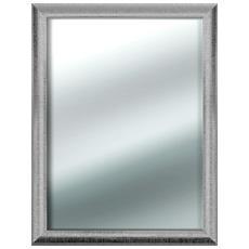 Specchio Da Parete Mirror Sharon 60x80 Cm Silver