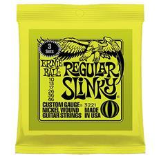 3221 Nickel Wound Regular Slinky 10-46