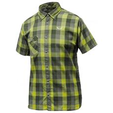 M Puez Minicheck Dry Camicia Outdoor Uomo Taglia S