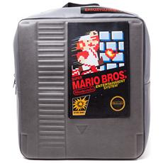 Nintendo: Nes Cartridge 3d Shaped Backpack (zaino)