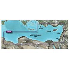 Cartografia Mediterranean Southeast Micro SD / SD