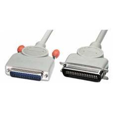 Cavo Stampante Parallelo Bidirezionale 25DM / 36CM, 5m