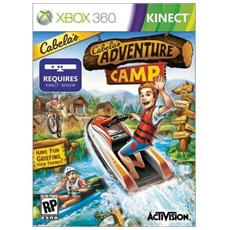 X360 - Cabela's Adventure Camp (Software per Kinect)