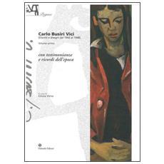 Carlo Busiri Vici. Disegni e dipinti dal 1942 al 1948
