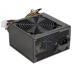 Alimentatore ADJ per PC potenza Massima 700W 6*SATA 2*PATA Lunghezza Cavi: 500mm con interruttore ON / OFF Office Series