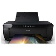 Stampante Fotografica SureColor SC-P400 InkJet a Colori A3 9 ppm USB Wi-Fi Ethernet
