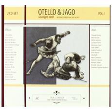 Otello & Jago (2 Cd)